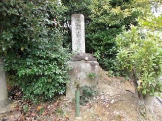 松井宗信墓